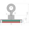 kleine sterke magneet, kleine sterke magneet, kleine sterke magneet, kleine sterke magneet, kinder vismagneet, kindervismagneet, magneet met 55 kg trekkracht, magneetvissen, magneet, metaaldetectie, Neodymium magneet, 55 KG trekkracht, vismagneet kopen, magneetvissen kopen,vismagneet