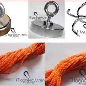 vismagneet startpakket, magneetvissen startpakket, vismagneet set, magneetvissen set