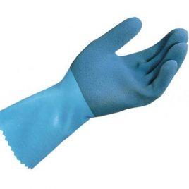 Waterdichte blauwe handschoen, zwarte handschoenen, waterdichte handschoenen